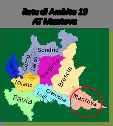 logo Rete di Ambito 19 - Mantova