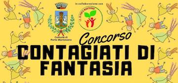 logo concorso contagiati di fantasia