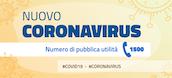 logo ministero coronavirus