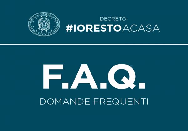 logo decreto #iorestoacasa