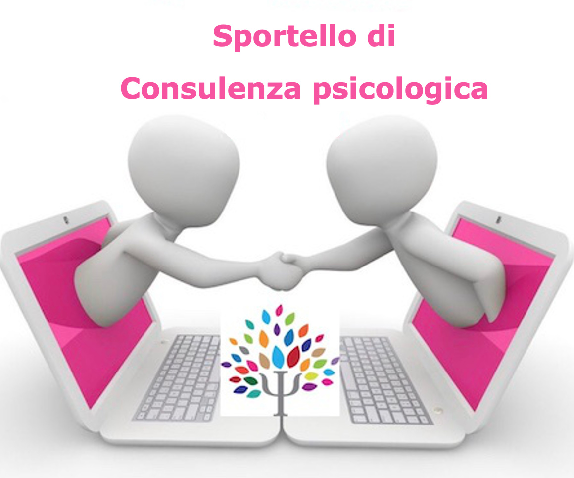 logo sportello di consulenza psicologica