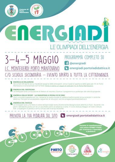 locandina Energiadi 2019