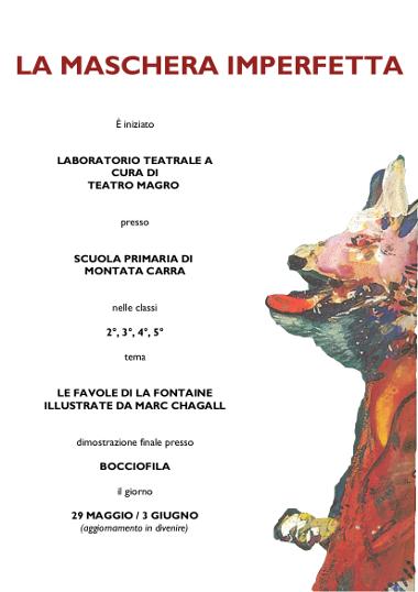 locandina progetto teatro 2019 SP Montata Carra