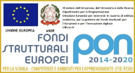 logo Fondo Strutturali Europei - Programma Oprativo Nazionale